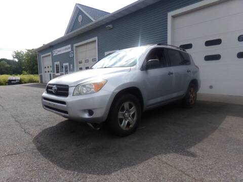 2008 Toyota RAV4 for sale at Pool Auto Sales Inc in Spencerport NY