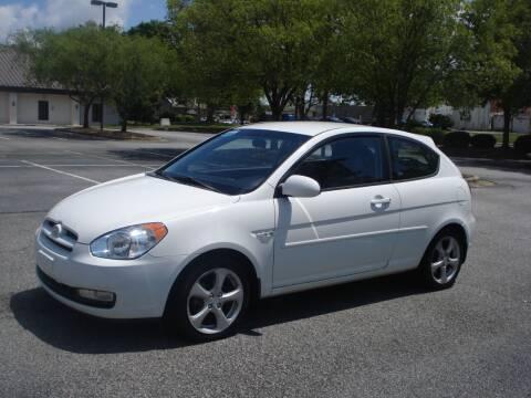 2008 Hyundai Accent for sale at Uniworld Auto Sales LLC. in Greensboro NC