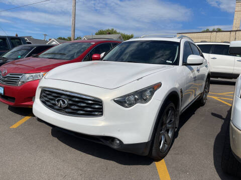 2009 Infiniti FX50 for sale at Ideal Cars in Hamilton OH