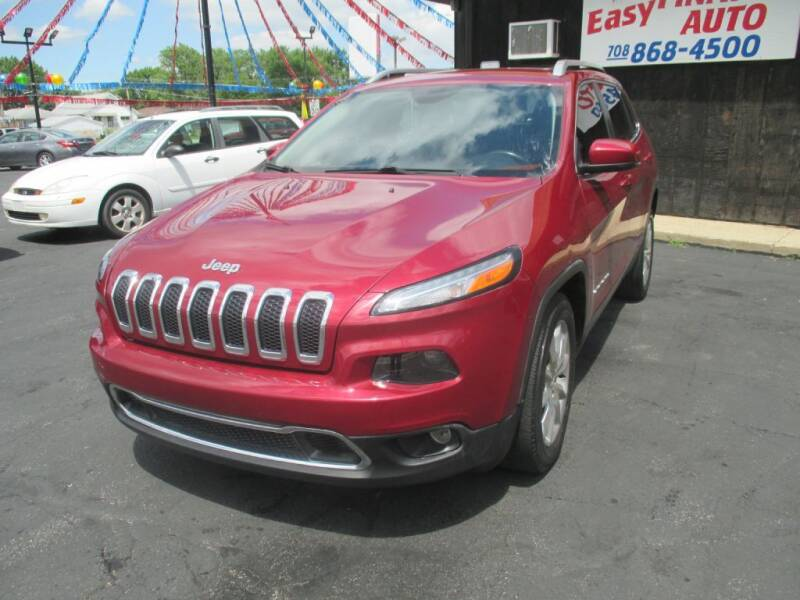 2014 Jeep Cherokee Limited 4dr SUV - Calumet City IL