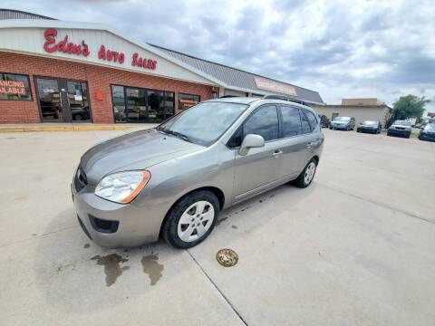 2009 Kia Rondo for sale at Eden's Auto Sales in Valley Center KS