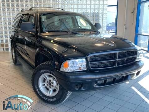 2000 Dodge Durango for sale at iAuto in Cincinnati OH