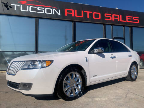 2012 Lincoln MKZ Hybrid for sale at Tucson Auto Sales in Tucson AZ