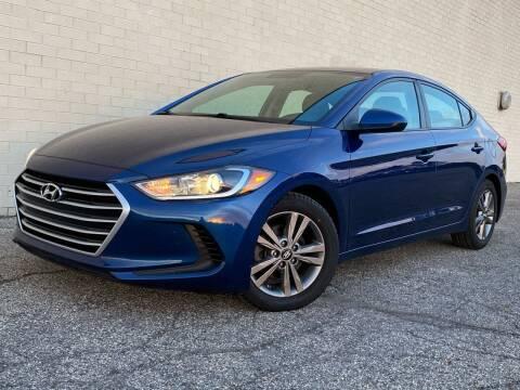 2017 Hyundai Elantra for sale at Samuel's Auto Sales in Indianapolis IN