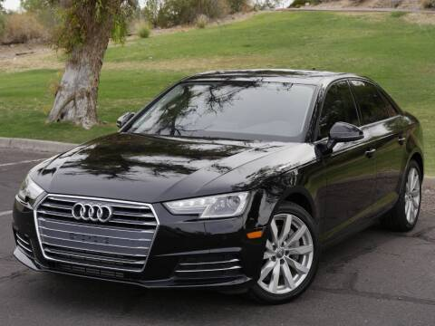 2017 Audi A4 for sale at AZGT LLC in Phoenix AZ