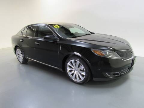 2013 Lincoln MKS for sale at Salinausedcars.com in Salina KS