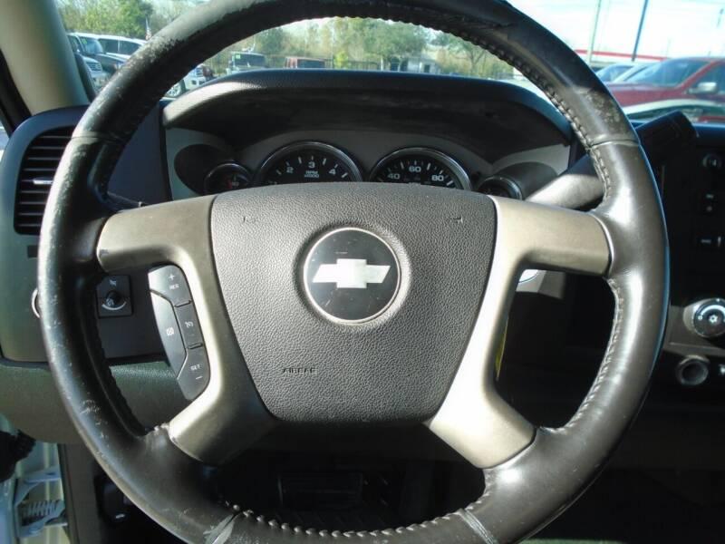 2008 Chevrolet Silverado 1500 2WD LT1 4dr Crew Cab 5.8 ft. SB - Houston TX