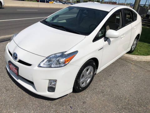 2010 Toyota Prius for sale at STATE AUTO SALES in Lodi NJ