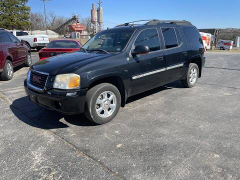2005 GMC Envoy XL for sale at EAGLE ROCK AUTO SALES in Eagle Rock MO