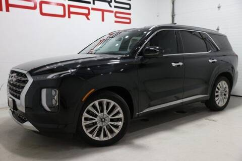 2020 Hyundai Palisade for sale at Fishers Imports in Fishers IN