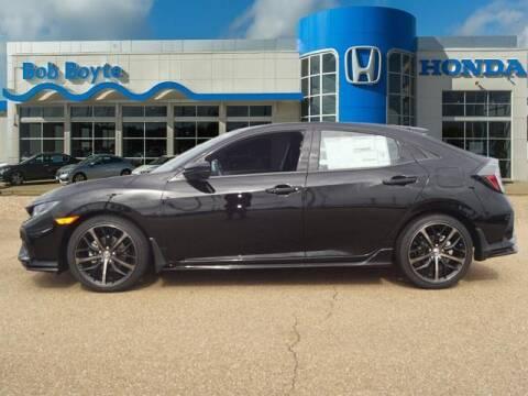 2021 Honda Civic for sale at BOB BOYTE HONDA in Brandon MS