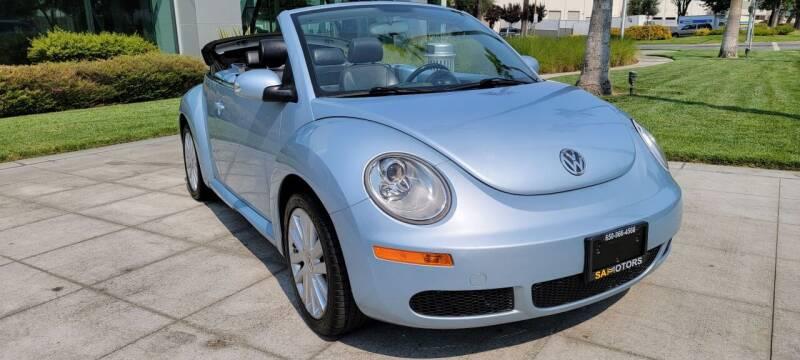 2009 Volkswagen New Beetle Convertible for sale in San Jose, CA