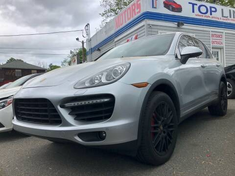 2011 Porsche Cayenne for sale at Top Line Import of Methuen in Methuen MA