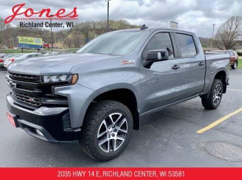 2019 Chevrolet Silverado 1500 for sale at Jones Chevrolet Buick Cadillac in Richland Center WI