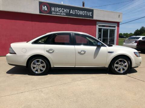 2009 Ford Taurus for sale at Hirschy Automotive in Fort Wayne IN