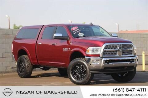 2018 RAM Ram Pickup 2500 for sale at Nissan of Bakersfield in Bakersfield CA