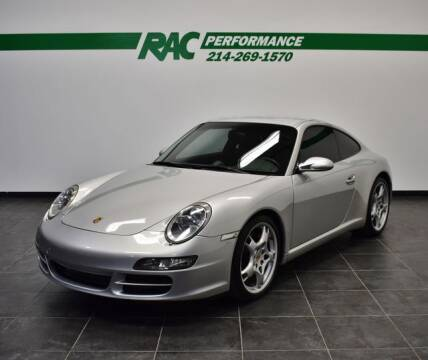 2005 Porsche 911 for sale at RAC Performance in Carrollton TX