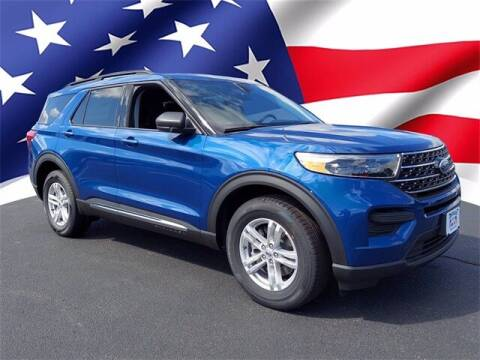 2020 Ford Explorer for sale at Gentilini Motors in Woodbine NJ