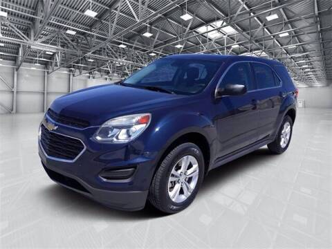 2017 Chevrolet Equinox for sale at Camelback Volkswagen Subaru in Phoenix AZ