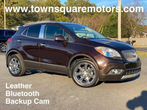2013 Buick Encore for sale at Town Square Motors in Lawrenceville GA