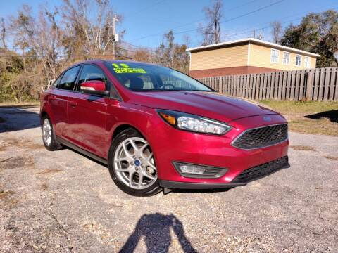 2015 Ford Focus for sale at The Auto Connect LLC in Ocean Springs MS