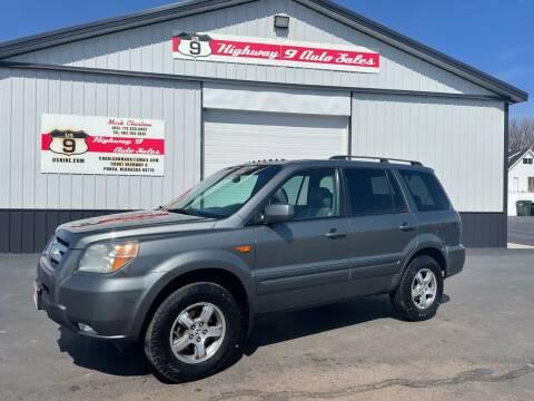 2007 Honda Pilot for sale at Highway 9 Auto Sales - Visit us at usnine.com in Ponca NE
