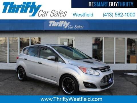 2014 Ford C-MAX Hybrid for sale at Thrifty Car Sales Westfield in Westfield MA