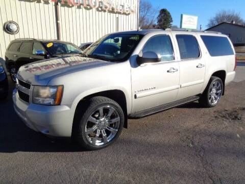 2008 Chevrolet Suburban for sale at De Anda Auto Sales in Storm Lake IA