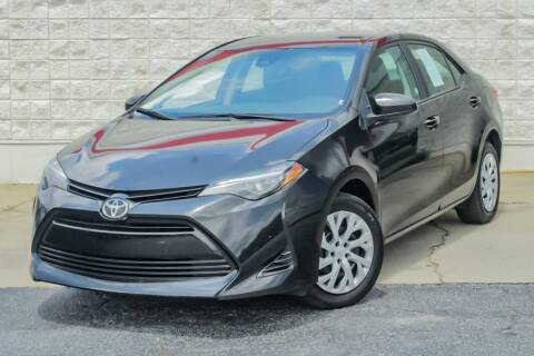 2019 Toyota Corolla for sale at Cannon and Graves Auto Sales in Newberry SC