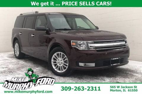 2019 Ford Flex for sale at Mike Murphy Ford in Morton IL