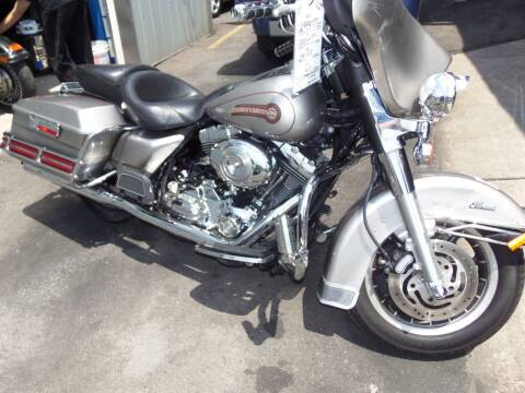 2007 Harley-Davidson Electra Glide for sale at Fulmer Auto Cycle Sales - Fulmer Auto Sales in Easton PA