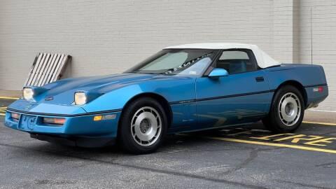 1987 Chevrolet Corvette for sale at Carland Auto Sales INC. in Portsmouth VA