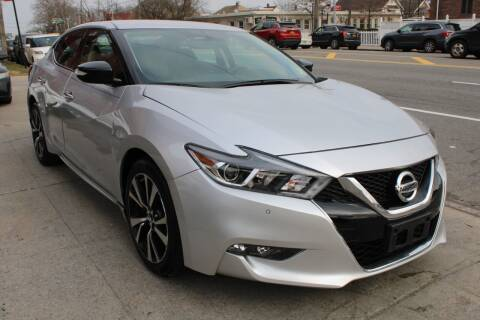 2018 Nissan Maxima for sale at LIBERTY AUTOLAND INC - LIBERTY AUTOLAND II INC in Queens Villiage NY