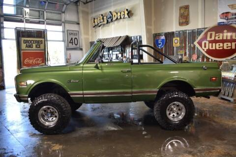 1972 Chevrolet Blazer for sale at Cool Classic Rides in Redmond OR