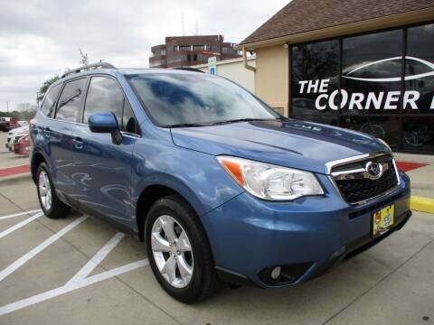2015 Subaru Forester for sale at Cornerlot.net in Bryan TX