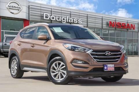 2017 Hyundai Tucson for sale at Douglass Automotive Group - Douglas Mazda in Bryan TX