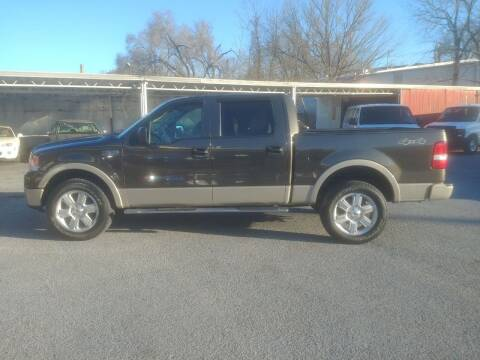 2008 Ford F-150 for sale at Lewis Used Cars in Elizabethton TN