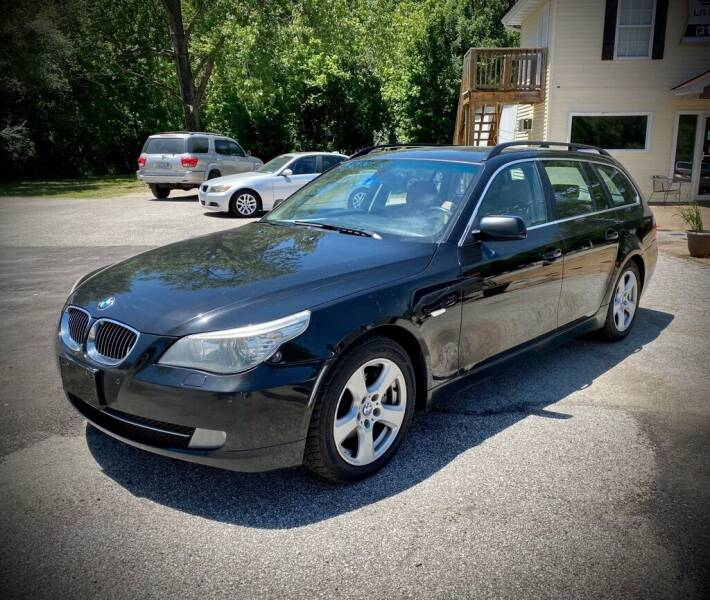 2008 BMW 5 Series for sale at Unique LA Motor Sales LLC in Byrnes Mill MO