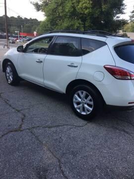 2011 Nissan Murano for sale at Georgia Certified Motors in Stockbridge GA
