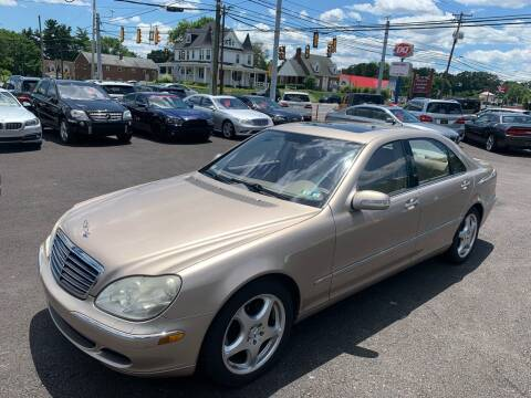 2005 Mercedes-Benz S-Class for sale at Masic Motors, Inc. in Harrisburg PA