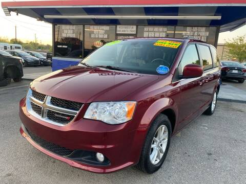 2019 Dodge Grand Caravan for sale at Cow Boys Auto Sales LLC in Garland TX