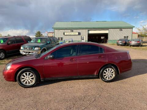2007 Mitsubishi Galant for sale at Car Guys Autos in Tea SD