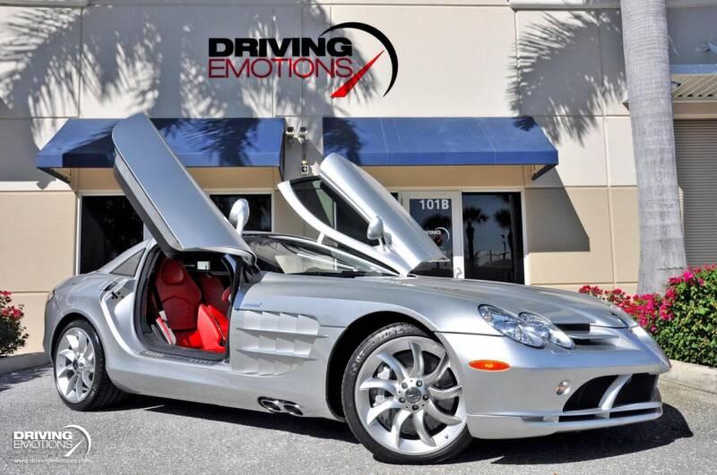 2006 Mercedes-Benz SLR for sale in Lake Park, FL