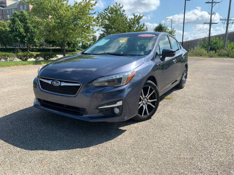 2017 Subaru Impreza for sale at Craven Cars in Louisville KY