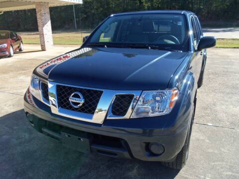 2019 Nissan Frontier for sale at Howell Buick GMC Nissan in Summit MS