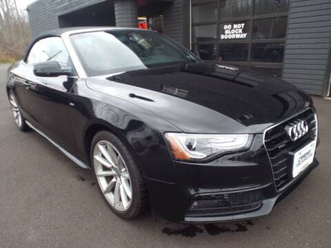 2015 Audi A5 for sale at Carena Motors in Twinsburg OH