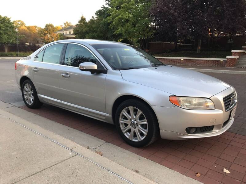 2009 Volvo S80 for sale at Third Avenue Motors Inc. in Carmel IN
