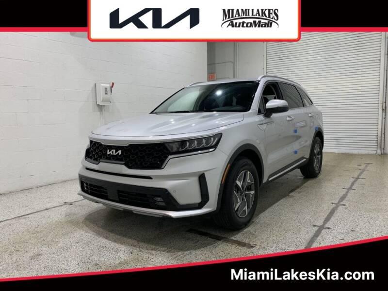 2022 Kia Sorento Hybrid for sale in Miami, FL