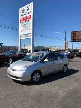2005 Toyota Prius for sale at US 24 Auto Group in Redford MI