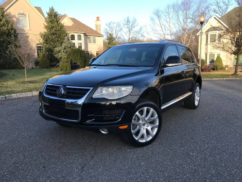 2010 Volkswagen Touareg for sale at CLIFTON COLFAX AUTO MALL in Clifton NJ